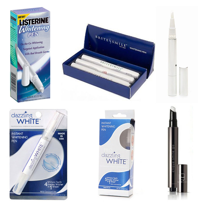 карандаш для отбеливания зубов luxury white