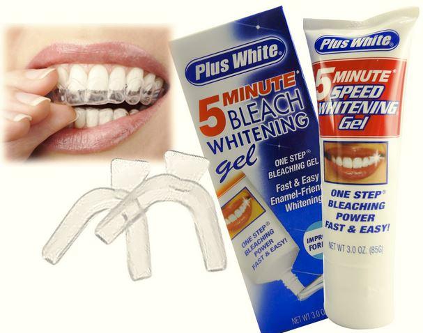 Какой пастой безопасно отбелить зубы