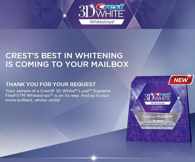 Sampleof-Crest-3D-White-Luxe-Supreme-FlexFit-White-Strips