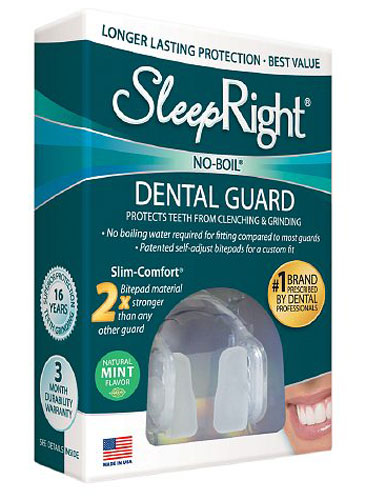 SleepRight-Select-Slim-Comfort-Dental-Guard